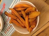 Recette de Saison!! Frites de Butternut, manger des légumes est un plaisir!